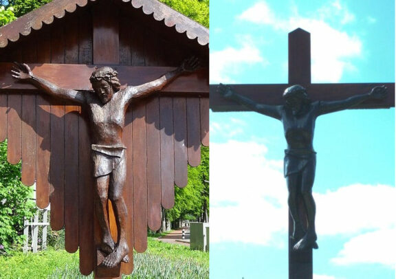 Crucifix, Brakkenstein