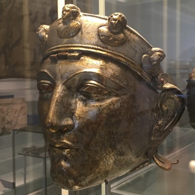Romeins masker, Museum Het Valkhof