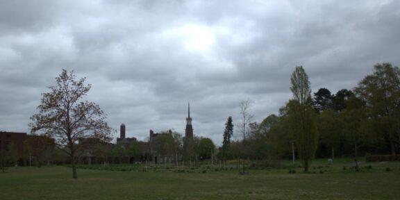 Limospark, Nijmegen, Giny Vos