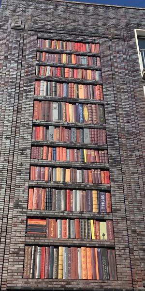 Sanja Medić, Amsterdam, Jacob van Lennep, boekenkast, Lootsstraat