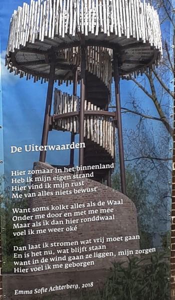 Poëzie, gedicht, Emma Sofie Achterberg, Beuningen