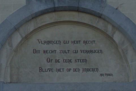 Poëzie, Jan Vader van Rijswijck, Gent