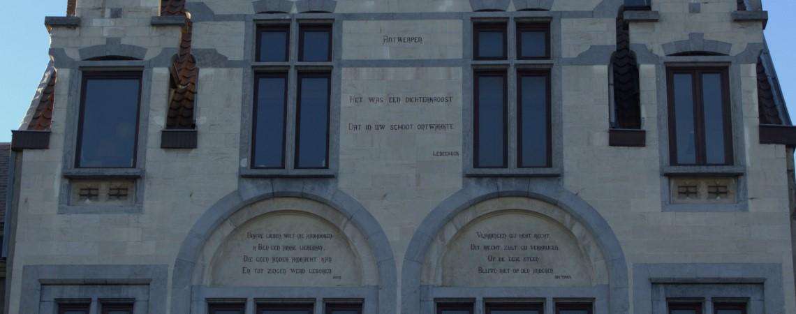 Karel Lodewijk Ledeganck, Theodoor van Rijswijck, Jan van Rijswijck, Gent