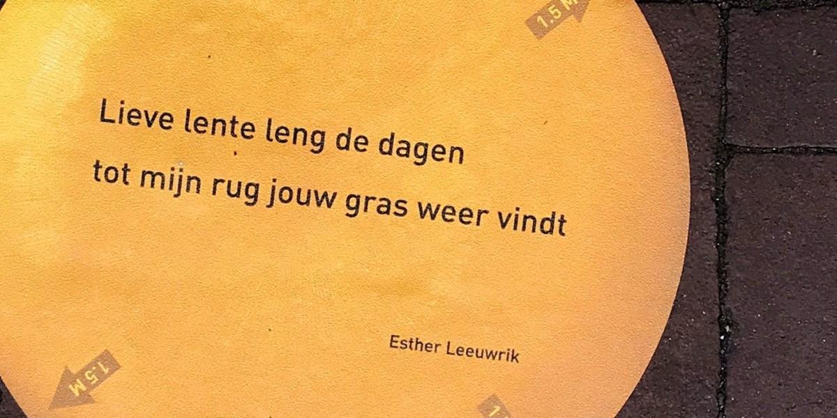 Esther Leeuwrik, Gouda