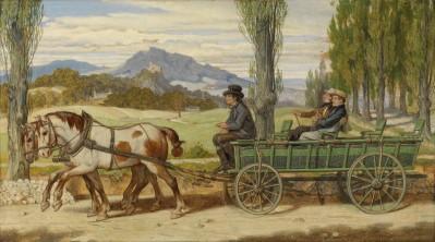 Moritz von Schwind, Die Landpartie