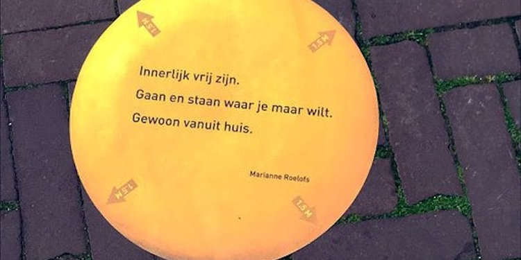 Poézie, Marianne Roelofs, Gouda