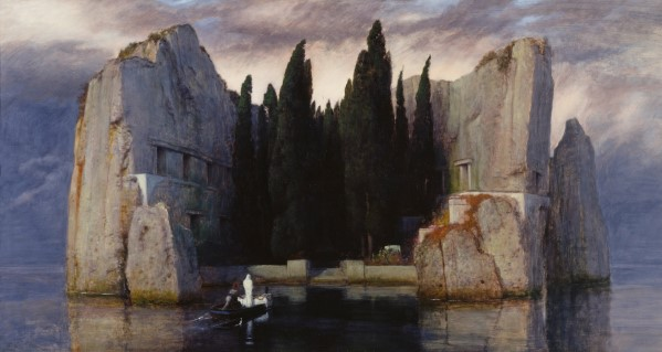 Arnold Böcklin, Die Toteninsel