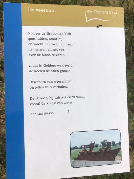 Poëzie, gedicht, Ans van Kessel, Vogelzang