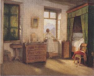 Moritz von Schwind, Morgenstunde