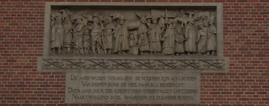 Poëzie, gedicht, Albert Verwey, Amsterdam