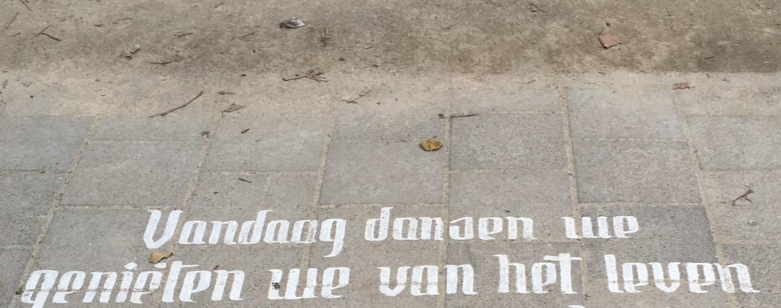 Poëzie, gedicht, Sophienne Bos, Amsterdam