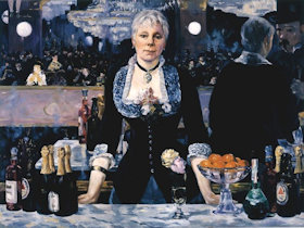 Linda Nochlin, Kathleen Gilje, Edouard Manet