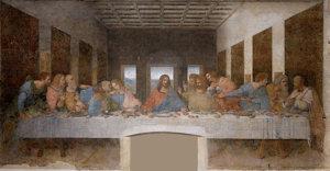 Leonardo da Vinci, Laatste avondmaal
