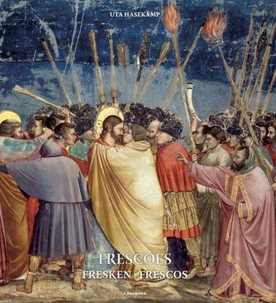 Uta Hasekamp, Frescoes, Fresken, Frescos
