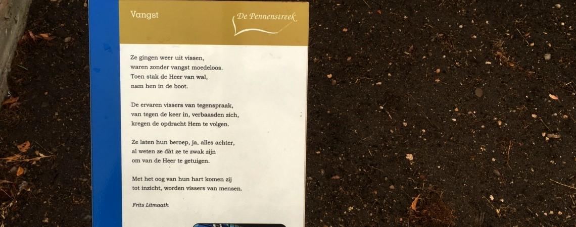 Poëzie, gedicht, Frits Litmaath, Malden