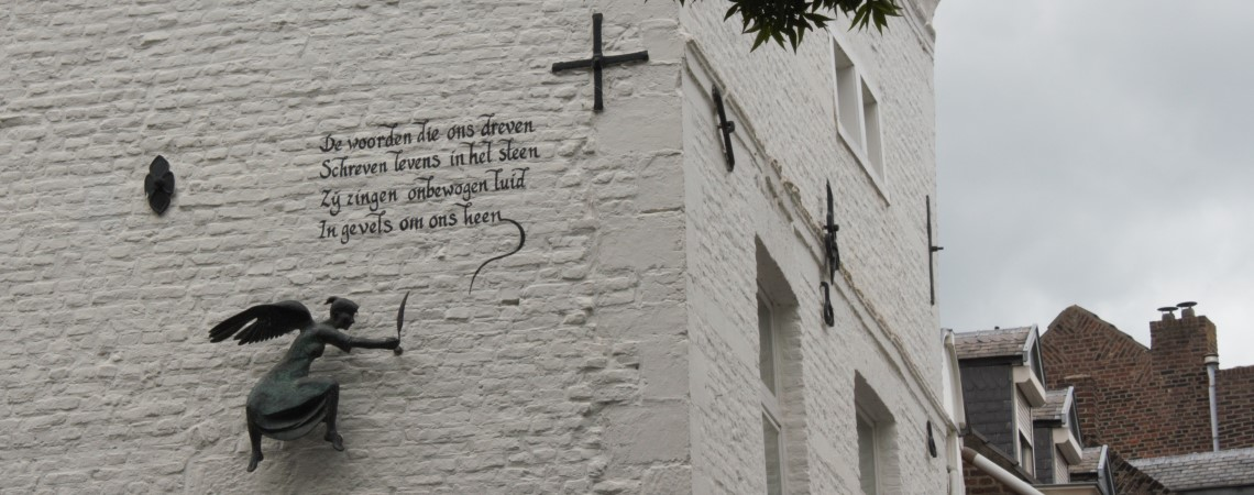Poëzie, gedicht, Henri Looymans, Maastricht