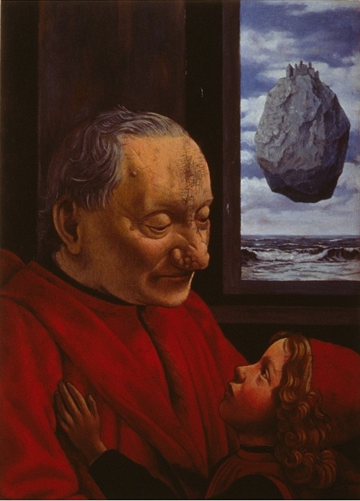 Kathleen Gilje, Domenico Ghirlandaio, René Magritte