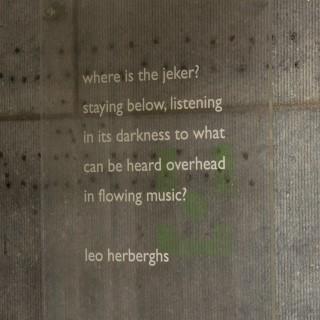 Poézie, gedicht, Leo Herberghs, Maastricht