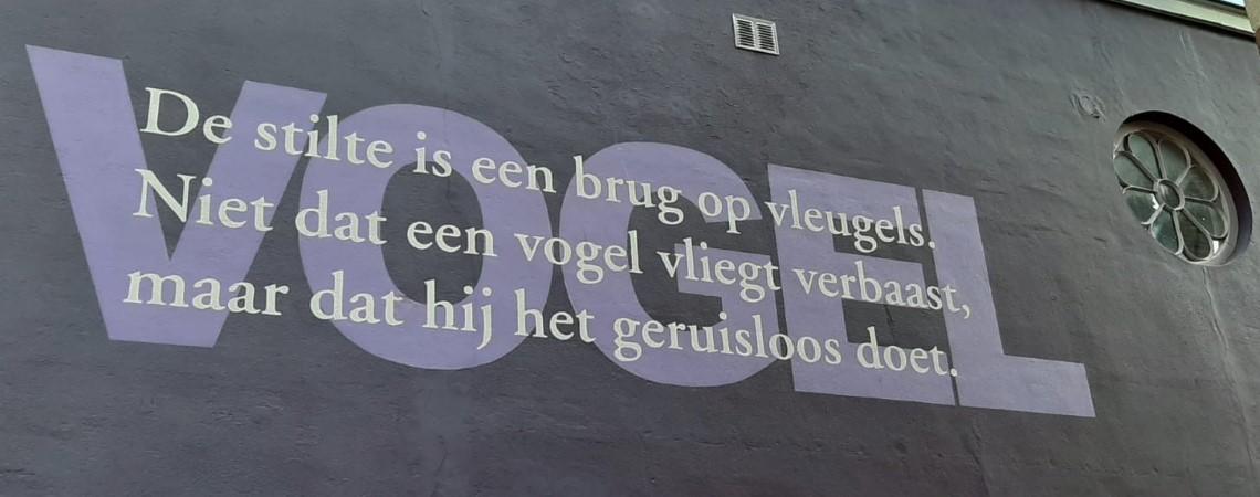 Poëzie, gedicht, Chr. J. van Geel, Den Bosch