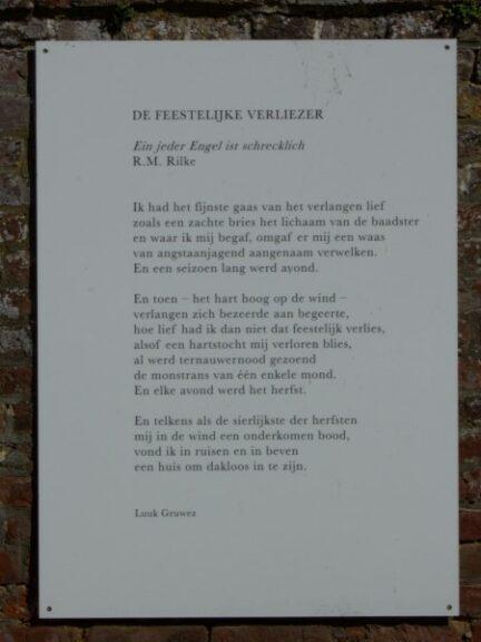 Poëzie, gedicht, Luuk Gruwez, Jotie 't Hooft