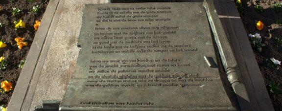 Poëzie, gedicht,Roel Richelieu van Londersele, Gent