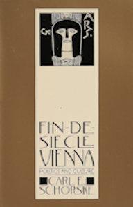 Carl E. Schorske, Fin-de-Siècle Vienna