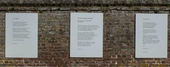 Poëzie, gedichten, Charles Ducal, Luuk Gruwez, Jotie 't Hooft, Watou