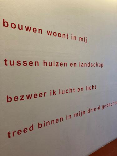 Poëzie, poëtische tekst, anoniem, Gorinchem