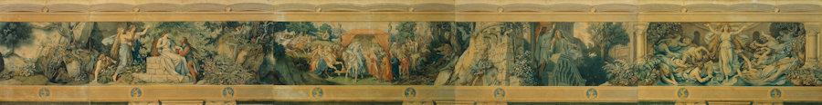 Moritz von Schwind, Die schöne Melusine