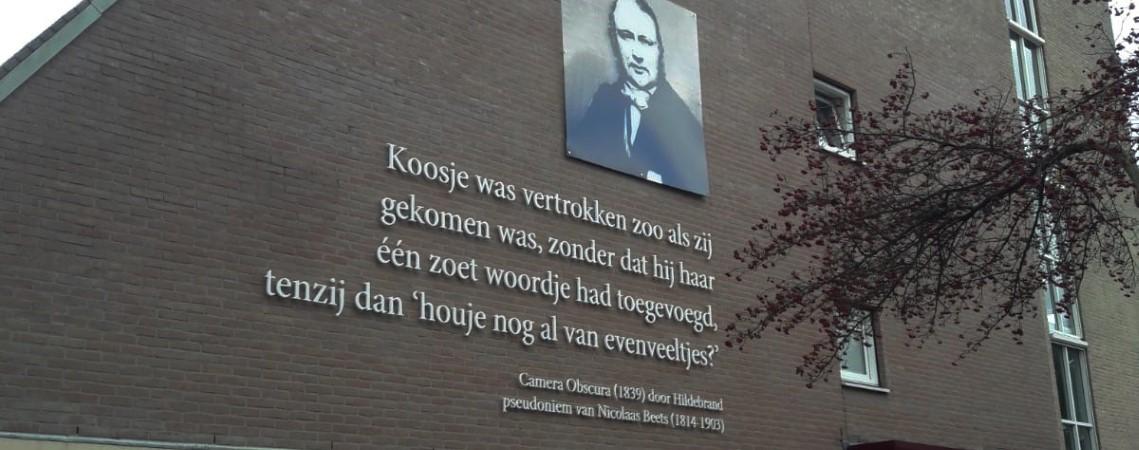 Poëzie, proza, Nicolaas Beets, Amstelveen