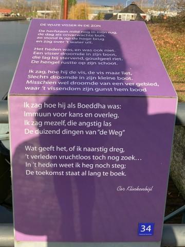 Poëzie, gedicht, Cor Klinkenbijl, Gorinchem
