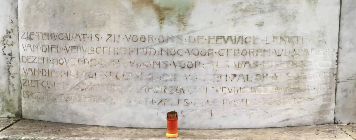 Poëzie, leerdicht, Titus Lucretius Carus, Nijmegen