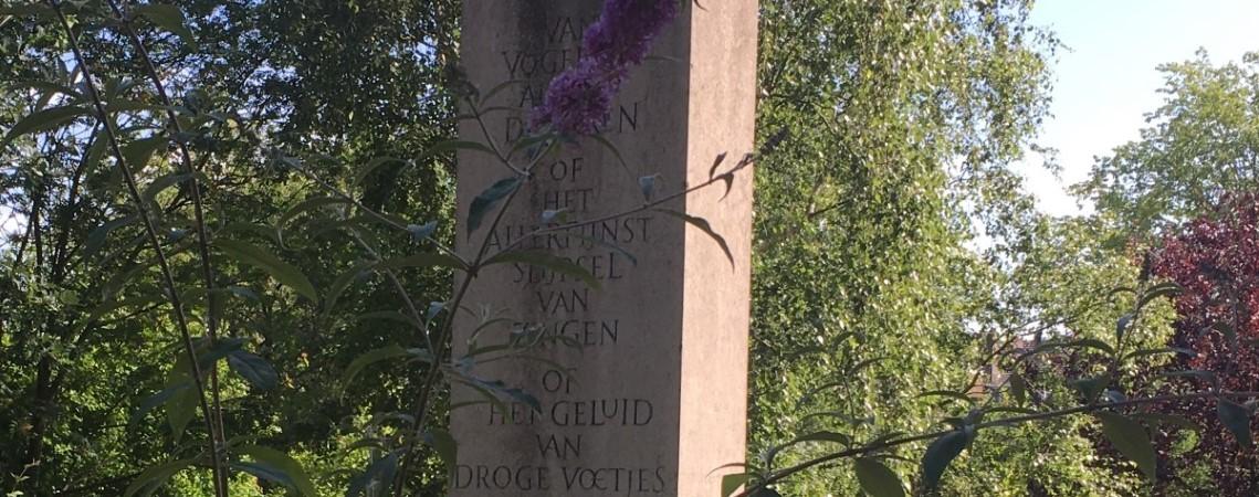 Poëzie, gedicht, M. Vasalis, Utrecht
