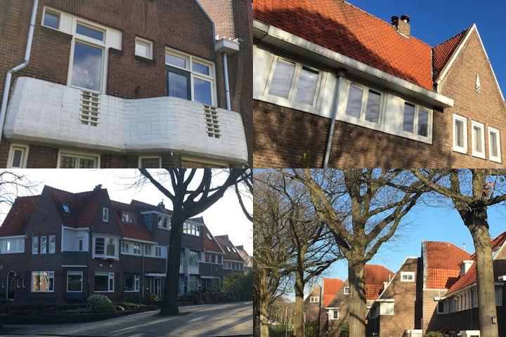 Architectuur van Arie van der Kloot in Nijmegen