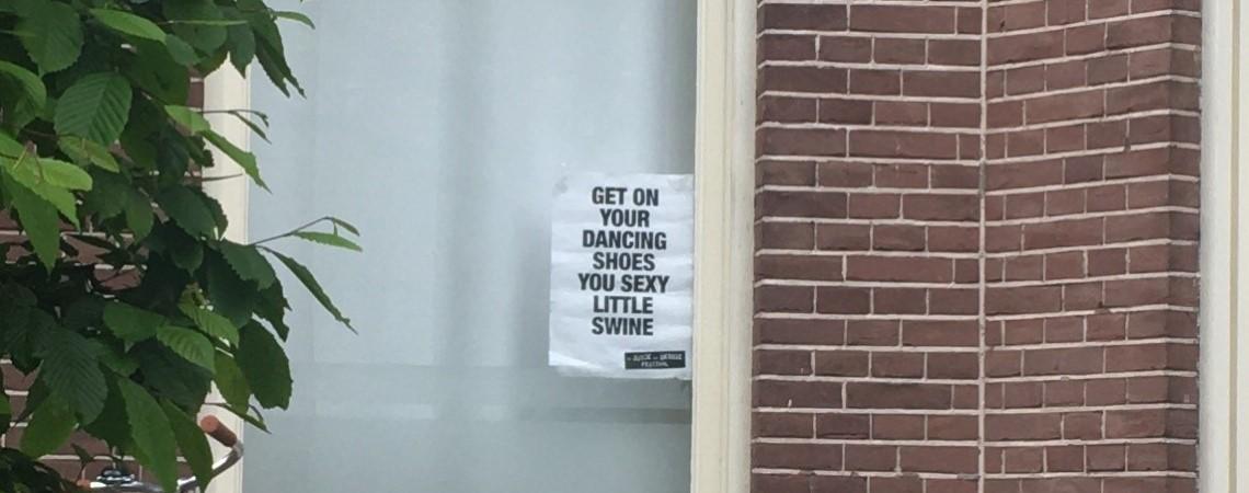 Poëzie, songtekst, straatpoëzie, Arctic Monkeys, Nijmegen