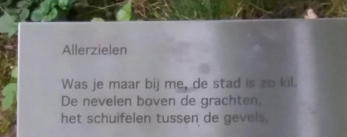 Poëzie, straatpoëzie, gedicht, Maarten Das, Utrecht