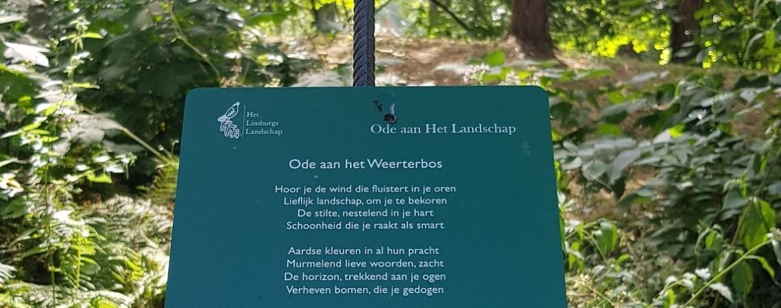 Poëzie, straatpoëzie, gedicht, Marianne Poodt-ter Huurne, Arcen