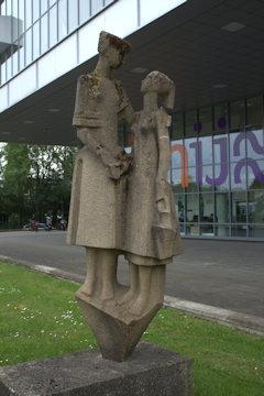 Moeder en dochter van Jac. Maris voor ROC RijnIJssel in Arnhem